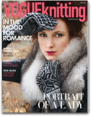 Vogue Knitting Magazine and Books